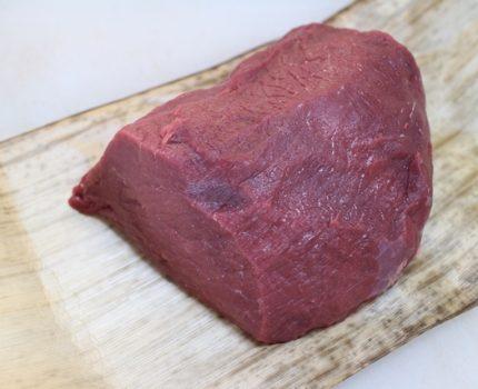 赤身牛肉の効果は限定的